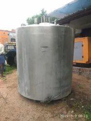 SS Silo Storage Tank