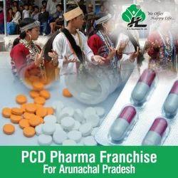 PCD Pharma Franchise for Arunachal Pradesh