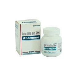 Abamune 300 Mg Tablets