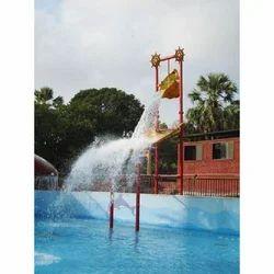 Water Park Splash Bucket