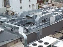 Industrial Air Conditioning Ventilation System