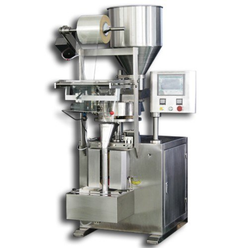Grains, Nuts Dhalls  Weigh Fill Type  Pouch Packing Machine
