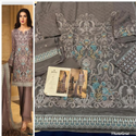 Chiffon Regular Wear Original Pakistani Jazmin Unstitched Suit