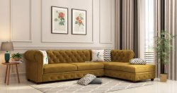 Designer L Shape Sofa Set