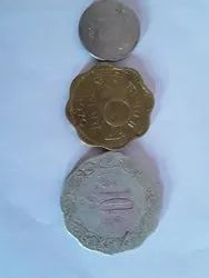 10 Paisa Old Coin