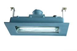 20W Bottom Openable Rectangular Light Fitting