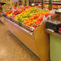 Fruits and Vegetables (F&B) Slotted Angle Racks