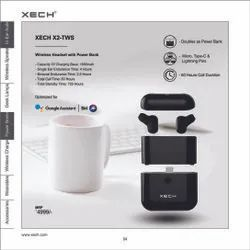 XECH Wireless Electronic Headphones, Thin Weight
