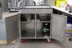 SS Kitchen Trolley