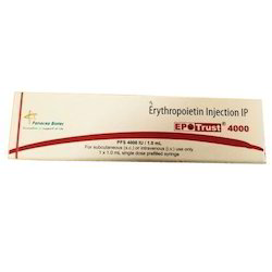 RPO Erythropoietin Injection