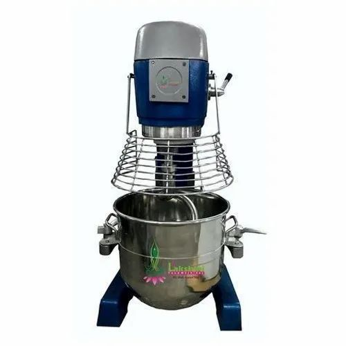 Semi-Automatic Stainless Steel Planetery Mixer, 1.1kw