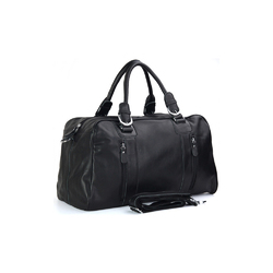 Custom Color Vintage Leather Duffle Bags