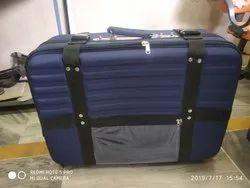 Navy Blue Suitcase