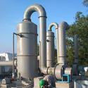 Chemical Industrial Scrubber Column