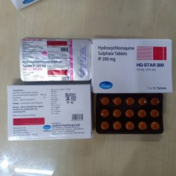 Hydroxychloroquine 200mg Tablet