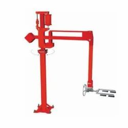 Automatic Manipulator With Gripper