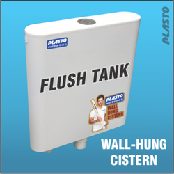 Toilet Cistern Tank