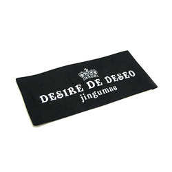 Woven Printed Garment Label