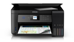 Epson Ecotank L6160 Wi-Fi Duplex Multi Function Ink Tank Printer