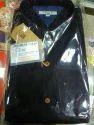 Mens Navy Blue Shirt