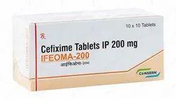 IFEOMA-200 (Cefixime Tablets I.P.)