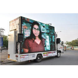 Mobile Van Advertising Solution Provider