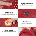 Rechargeable Heating Hot Water Bag