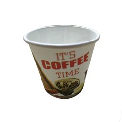 SKP 100 mL Disposable Paper Coffee Cup, Use: Hot Beverages