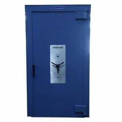 Vault Safe Door