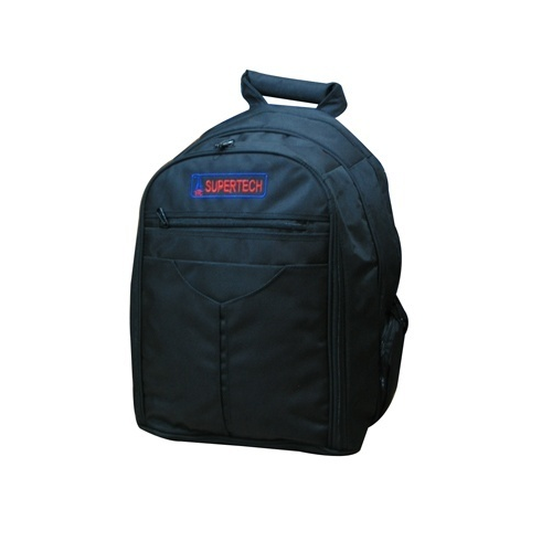 4eab9c67e6f Black Plain Trendy Sports Bags