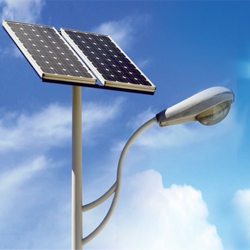 Syska LED Solar street light, Input Voltage: 12, Green Garden Renewable  Energy Store   ID: 22273669397