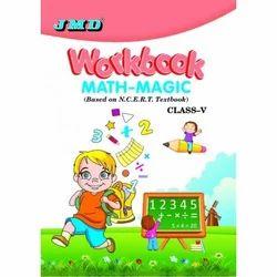 Workbook Magic Math EM V Class Book