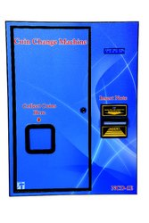 Note to Coin Change Dispenser Machine