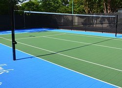 Volleyball Sports Synthetic Flooring