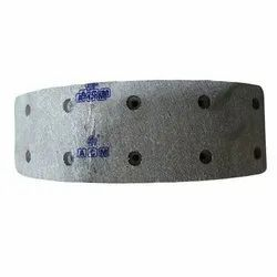 Trailer, Truck Carbon Steel Truck Brake Lining, Thickness: 1.5 - 25.0 Mm, Packaging Type: Box