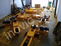 Industrial Crane End Carriage