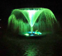 Floating Spray Fountain
