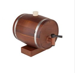 Wooden Decanter