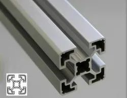 T-Profile Germany T Slot Aluminum Profile Extrusion 4040, For Industrial, Thickness: 2 Mm