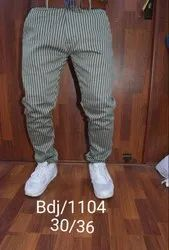 Casual Olive Trouser