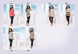 Designer Handloom Cotton Tops