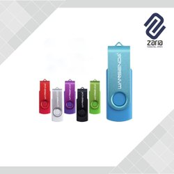 Promotional Metal Swivel USB Pen Drive