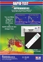 Rapid Dengue COMBO (NS1   IGG/IGM) - IS7051