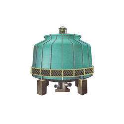 Single Phase Cross Flow FRP Bottle Cooling Tower