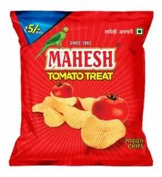 Mahesh Tomato Treat Chips, Packaging Size: 15 g, Packaging Type: Carton