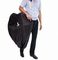 Black Bike Carry Bag