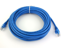 Blue CAT5 FTP Cable