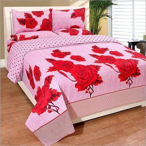 Flower Pattern Floral Print Bed Sheets