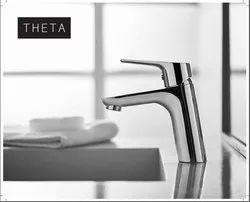 Bath Sense Stainless Steel Theta Faucets