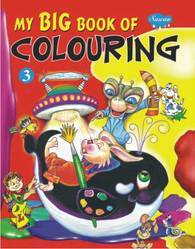 My Big Book Of Colouring 3
